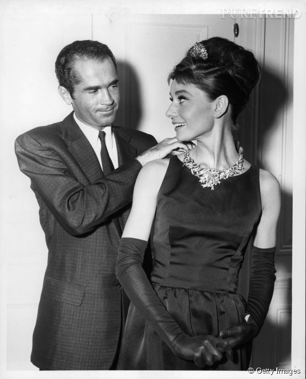 1961 Audrey Hepburn