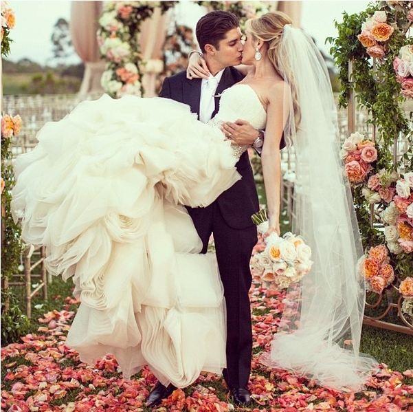 idee mariage fleur