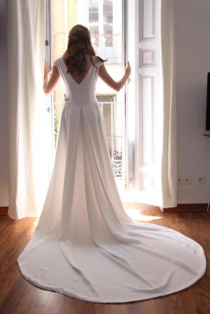 robe de mariee longue traine
