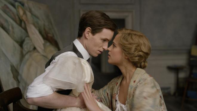 Alicia Vikander et Eddie The Danish Girl
