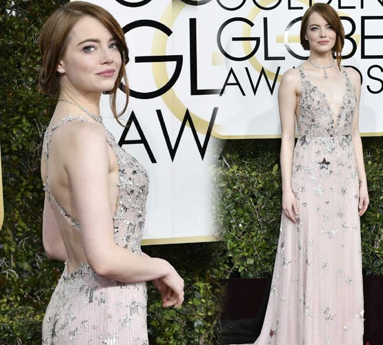 chic-en-robe-rose-emma-stone