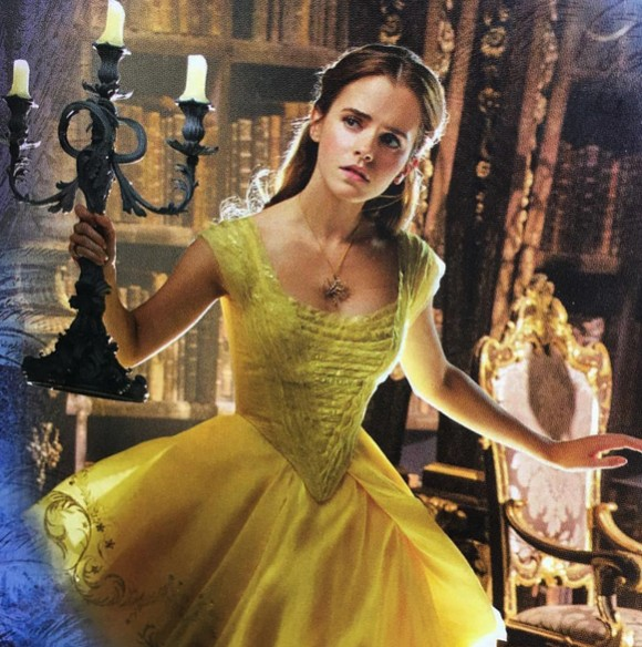 belle de disney vision d emma watson 2017 bellerobeblog. Black Bedroom Furniture Sets. Home Design Ideas