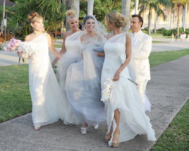 10 choses ne peucvent pas oublier d tre demoiselle d for Meilleurs concepteurs de robe de mariage de plage