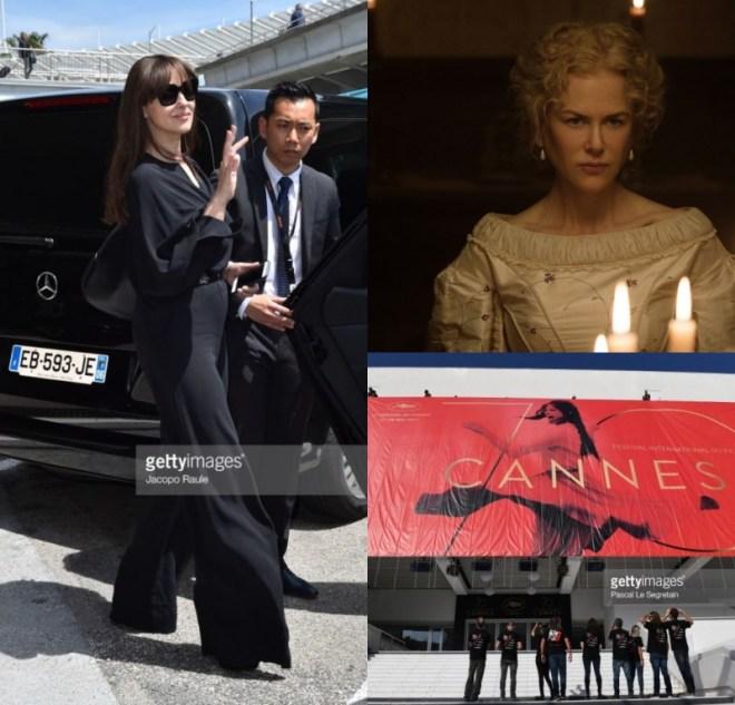 Festival de Cannes 2017 nominé film et personnalité