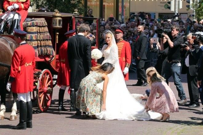 mariage roayl