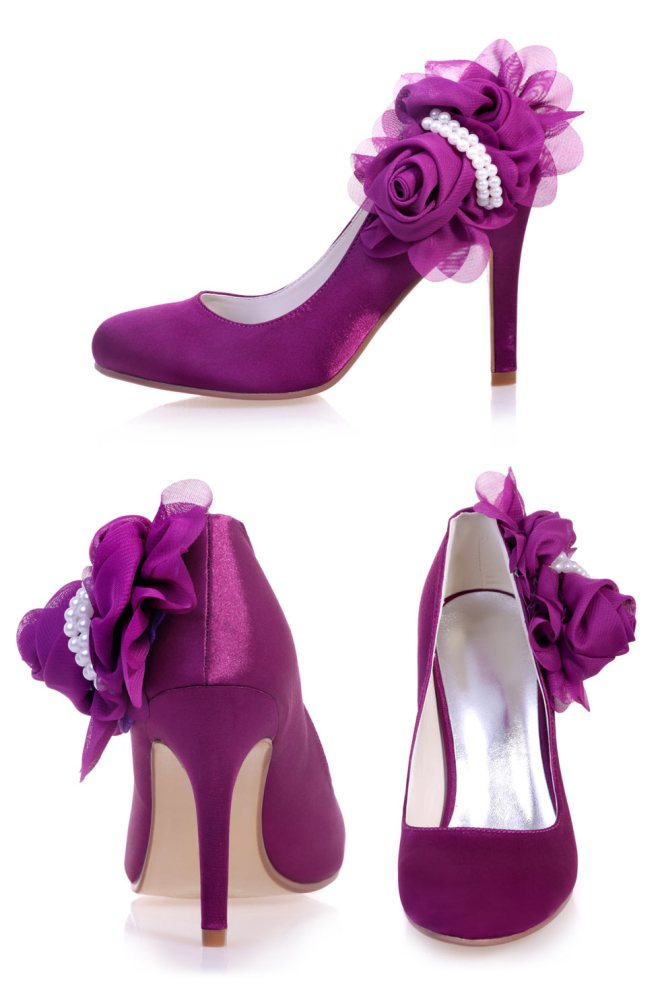 escarpin-de-mariage-violette-fleur-fait-main-perle